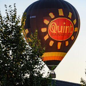 Ballonvlucht Antwerpen